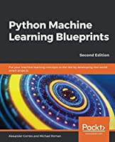 Python Machine Learning Blueprints, 2nd Edition Front Cover