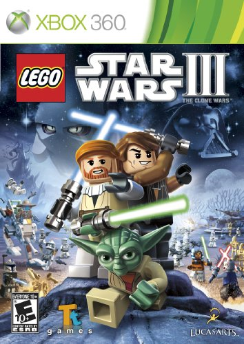 LEGO Star Wars III: The Clone Wars [Xbox 360]