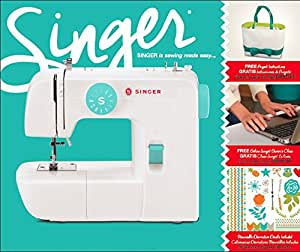 Singer 1304 Start Free Arm Sewing Machine with 6 Built-In Stitches