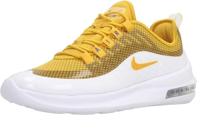 Nike Air MAX Axis Prem, Zapatillas para Correr de Diferentes Deportes para Mujer, Dark Sulfur/Dark Sulfur/White, 40.5 EU: Amazon.es: Zapatos y complementos