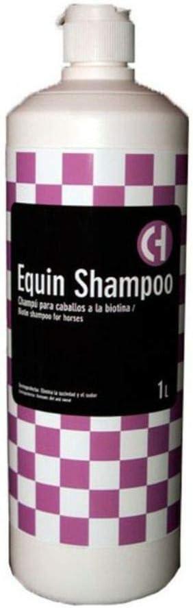 Champu para Caballos Equin con Biotina 1 litro