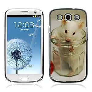 Carcasa Funda Case// Hamster V0000018 //Samsung Galaxy S3 i9300