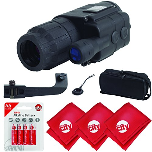Circuit City Sightmark Ghost Hunter 2x24 Night Vision Rifles