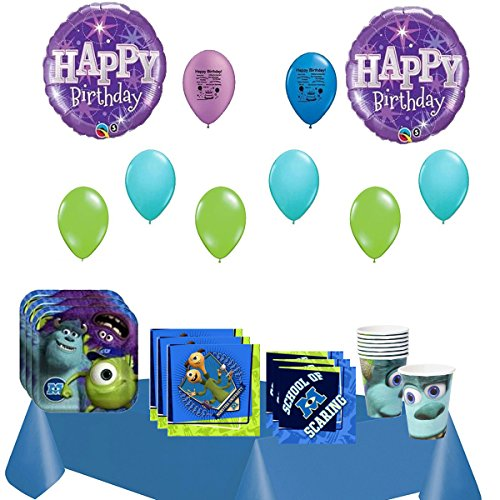 monsters inc birthday candle - 5