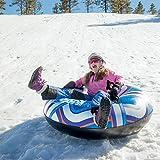 Bradley Giant Polar Edge Inflatable Snow Tube