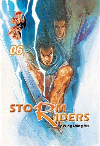 Read Online Storm Riders Volume 6 PDF