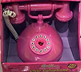 Pink Princess Battery Operated Chic Telephone