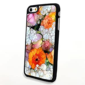 Generic Phone Accessories Matte Hard Plastic Phone Cases Blossom Daisy fit for Iphone 6 Plus