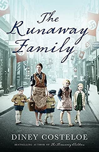 book cover of The Runaway Family