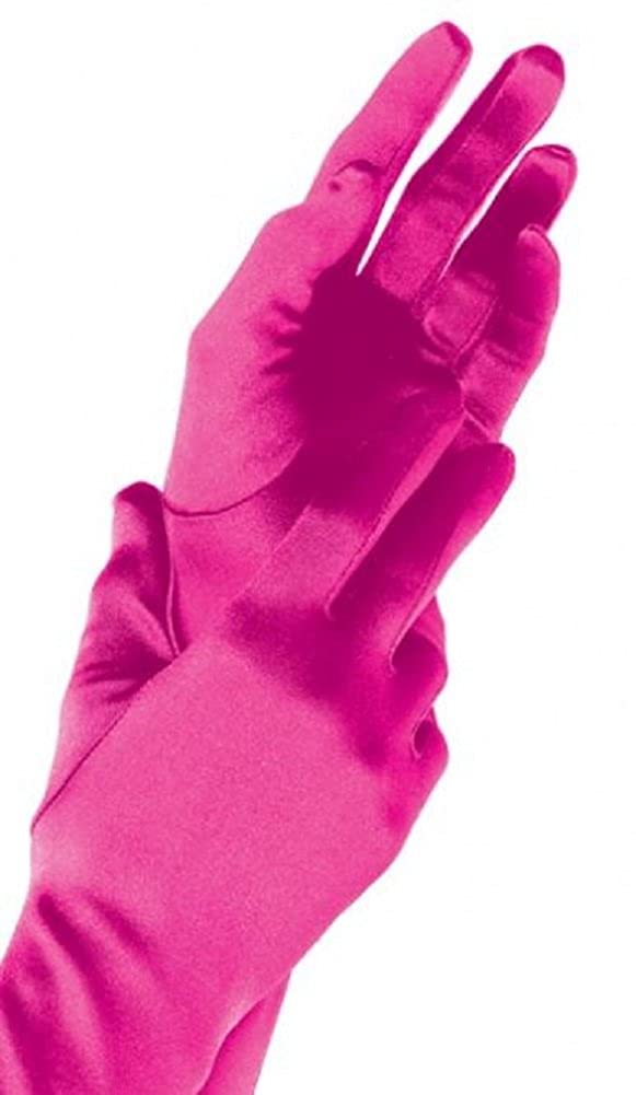Hat /& Glove Set Pink Pink LA Womens  OpaqueScarf