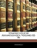 Strafrechtliche Abhandlungen, Anonymous, 1144257034