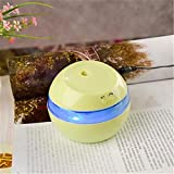 5V Ultrasonic Air Aroma Humidifier Color Led Lights Electric...