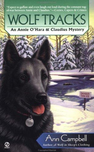 Wolf Tracks (Annie O'Hara & Claudius Mysteries)