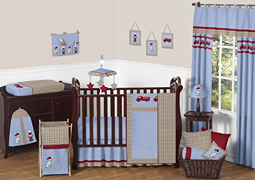 Geenny Boutique Crib Bedding Set Baby Girl Artist 13