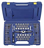 Tap and Die Set, 75 pc, Carbon