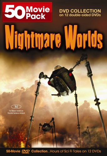 Nightmare Worlds 50 Movie Pack Collection by DIGITAL1STOP