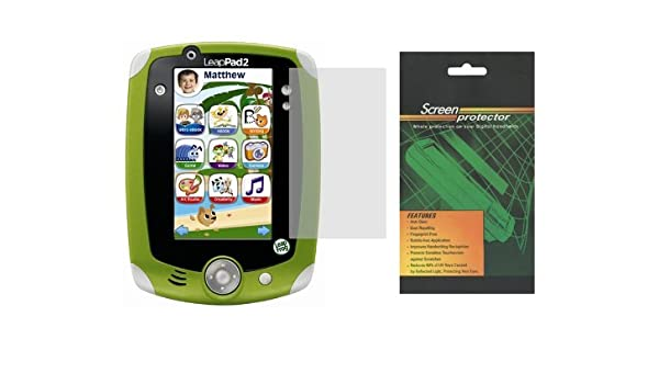 2X Matte Screen Protector Guard Shield Film for LeapFrog LeapPad 3 Tablet