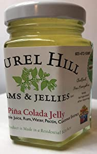 Laurel Hill Jams & Jellies - Pina Colada Jelly