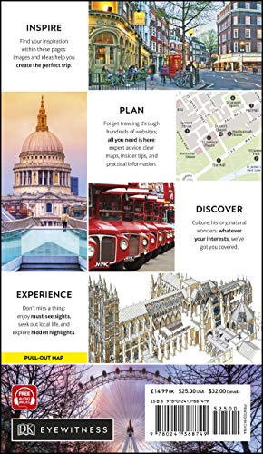 514B3m%2BTe3L - DK Eyewitness London: 2020 (Travel Guide)