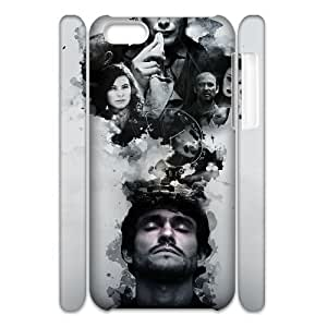 TOSOUL Custom painting Hannibal Phone 3D Case For Iphone 5C [Pattern-5]