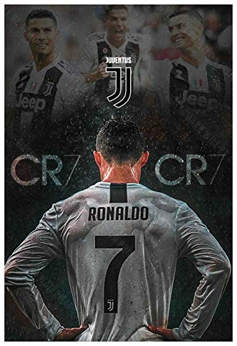 Cristiano Ronaldo Poster - PosterWarehouse2017 Ronaldo Signing A Major Coup for Juventus Commemorative Poster