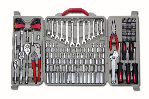 Crescent 170-Piece Mechanics Tool Set [Discontinued by Manufacturer]