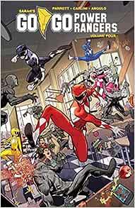 Saban S Go Go Power Rangers Vol 4 4 Mighty Morphin Power