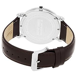 Montegrappa NeroUno Slim Men's Watch Swiss Made IDNMWAIW
