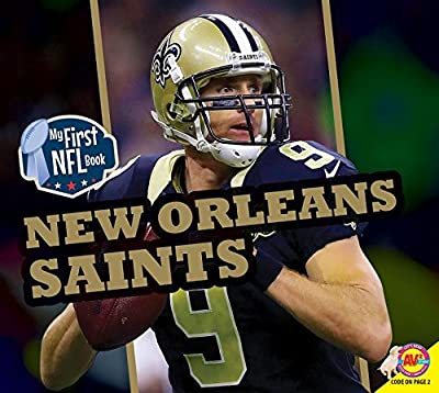 New Orleans Saints (My First NFL Books)