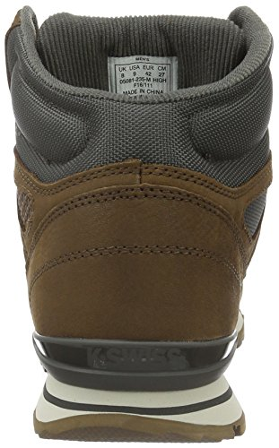 Bone Braun Norfolk Espresso K Herren Brown Sneakers Swiss xqR16X