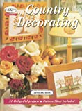 Country Decorating, Craftworld Books Editors, 1876490047