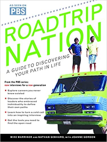 gmc online bookstore Roadtrip Nation A Guide To Discovering Your Path In Life