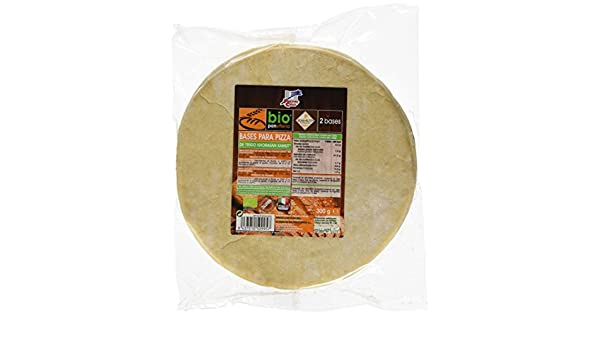 La Finestra Sul Cielo Deliciosas Bases para Pizza - 5 Paquetes de 300 gr - Total: 1500 gr: Amazon.es: Alimentación y bebidas
