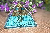 FASHIONZAADI Handmade Turquoise Orgone Copper