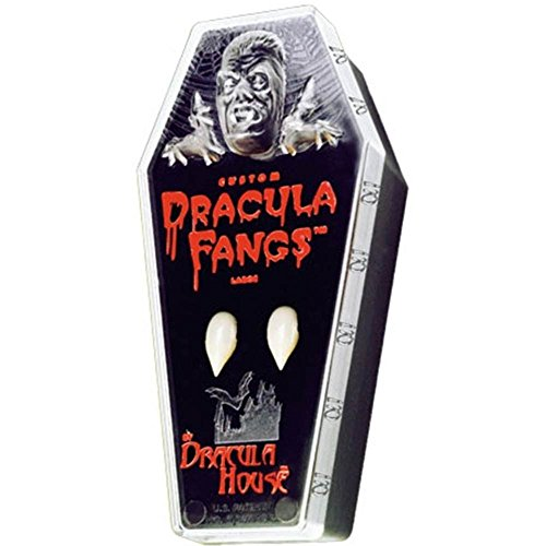 Thermoplastic Custom Dracula Fangs (Medium) Pkg/1]()