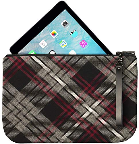 Large An Auld Clutch Tartan Enough With To Syne Medium Lang Ipad Leather Bag Fit q7wIgaT8