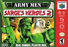 Army Men: Sarge's Heroes 2 - Nintendo 64
