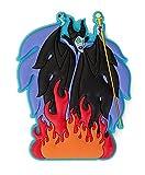Disney Villains Burning Maleficent Soft Touch PVC