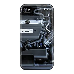 High Quality Shock Absorbing Case For Iphone 4/4s-24 Dohc I-vtec