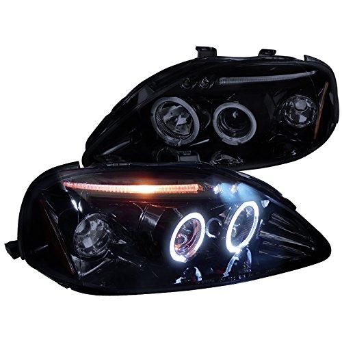 Spec D Tuning 2LHP CV99G TM Projector Headlights