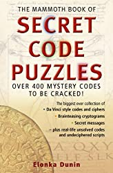 The Mammoth Book of Secret Code Puzzles (Mammoth Books)