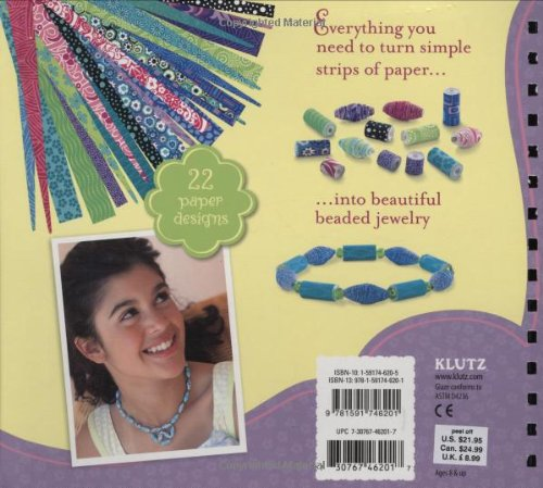 Paper Beads: Turn Simple Strips of Paper into Beautiful Beaded Jewelry