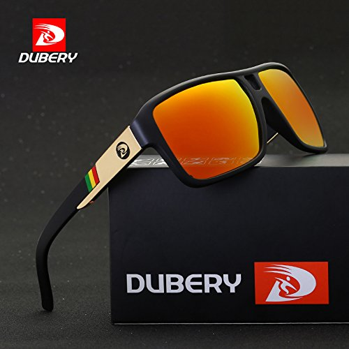 Ocamo-UV400-Polarized-Sunglasses-Unisex-Fashion-Outdoor-Driving-Sport-Glasses-from-DUBERY