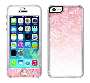 Flapsta iPhone5/5s Gel Case +Front Gel Skin/ Cherry Blossoms by Maris's Diary