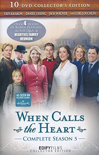 When Calls the Heart: Complete Season 5 Collectors Edition