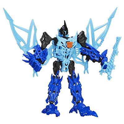 Transformers Age of Extinction Construct-Bots Dinobots Strafe Buildable Action Figure