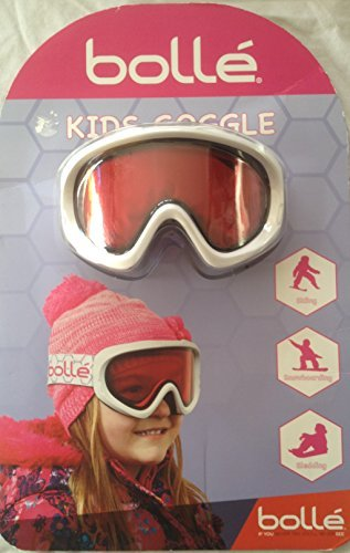 Bolle Kids Goggle for Skiing, Snowboarding, and - Ski Goggles Kids Bolle