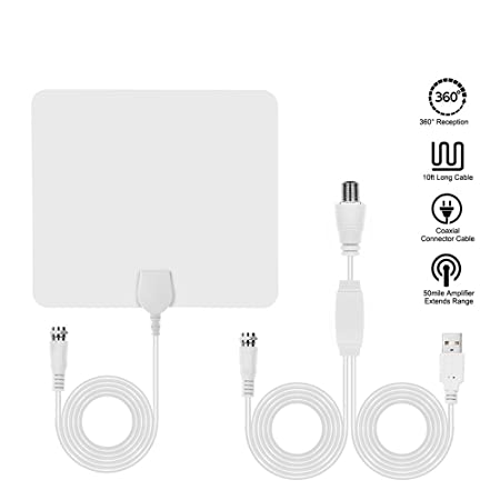 Review HDTV Antenna, FOME 75
