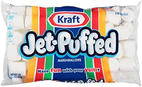 Jet Puffed Marshmallows (16 oz Bag)