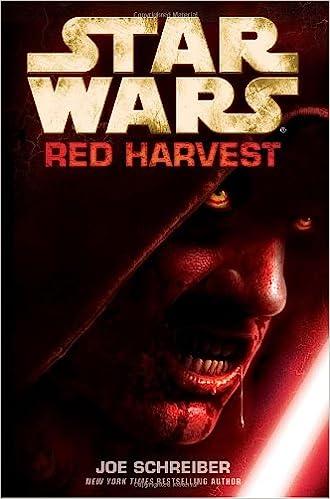 Star Wars Red Harvest - Joe Schreiber
